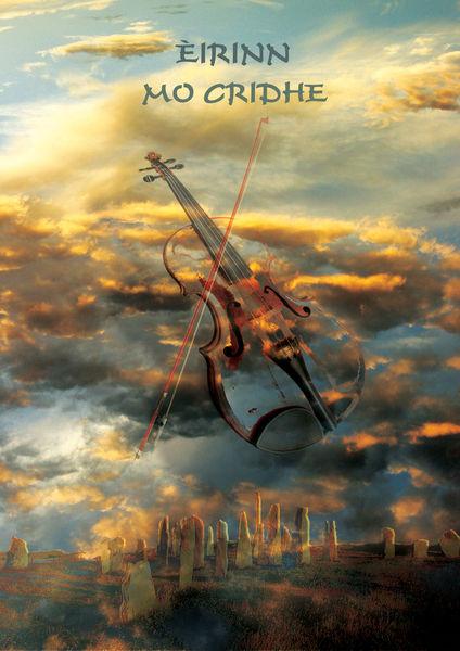 Wolken, Bogen, Licht, Himmel, Irland, Stein