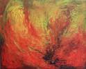 Malerei, Abstrakt, Zauber, Vergänglichkeit
