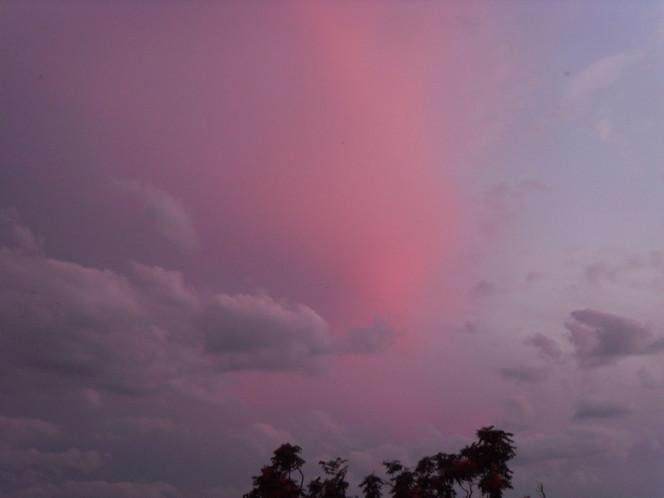 Wolken, Sonnenuntergang, Fotografie
