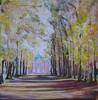 Herbst, November, Schloss, Gelb
