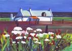 Malerei, Schottland, Sommer