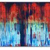 Rot, Blau, Malerei, 2014