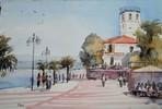 Lazise, Gardasee, Malerei