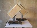TL 11 L + R - lampe leuchte lichtobjekt lichtskulptur objektleuchte