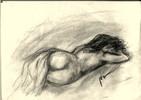 Akt, Zeichnungen