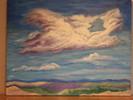 Himmel, Urlaub, Provence, Wolken