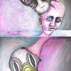 Auftauchen, Rückseite, Kopfgeburten, Angst