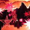 Nacht, Rot, Licht, Stern