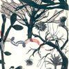 Garten, Figur, Baum, Fotografie