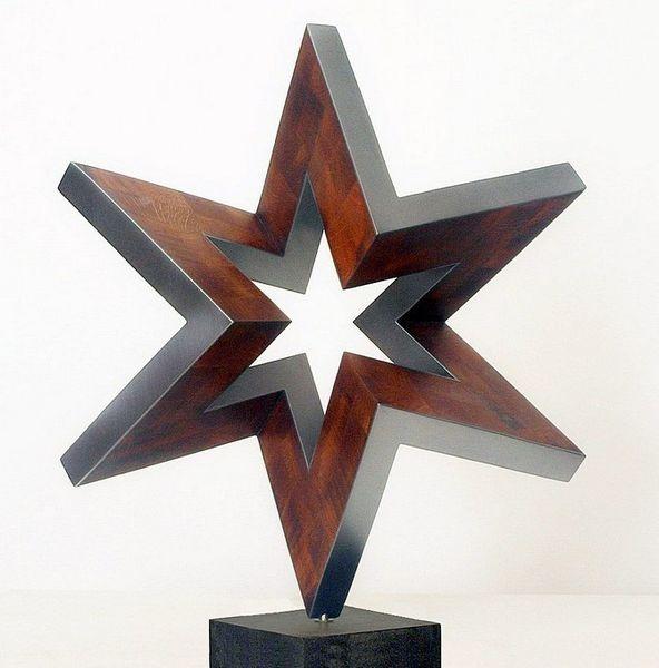 Entfaltung, Skulptur, Dimension, Universum, Konstruktion, Plastik