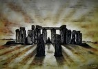 Stonehenge, Kultstätte, Megalith, Steinzeit