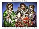 Jesus, Weihnachten, König, Weise
