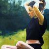 Licht, Sommer, Malerei