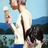 Sommer, Eis, Kinder, Malerei