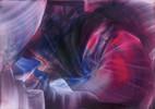 Abstrakt, Malerei, Fliegende,