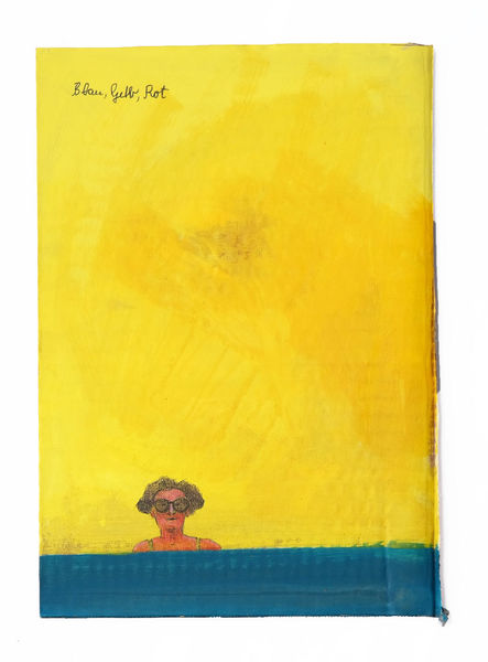 Blau, Gelb, Sommer, Rot, Sonne, Zeichnungen