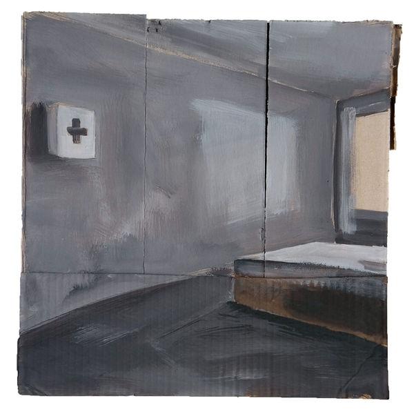 Erste hilfe, Bett, Fenster, Wand, Hotel, Schatten