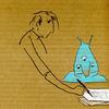 Schreiben, Außerdirdische, Römer, Zeichnungen