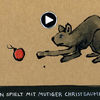 Christbaumschmuck, Spielen, Katze, Video