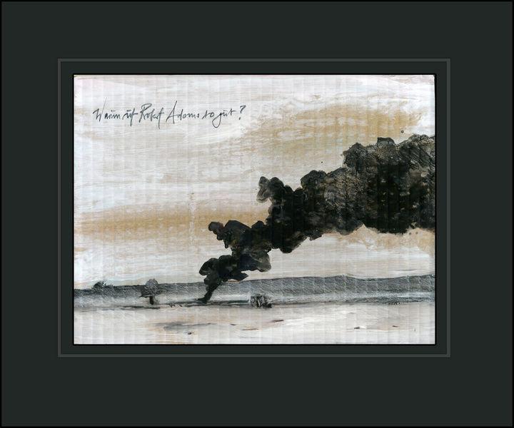 Landschaft, Robert adams, Rauch, Fotografie, Malerei