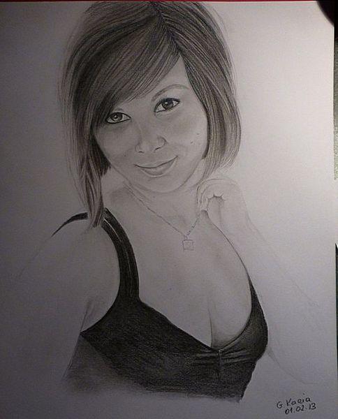 Weiß, Portrait, Schwarz weiß, Zeichnungen