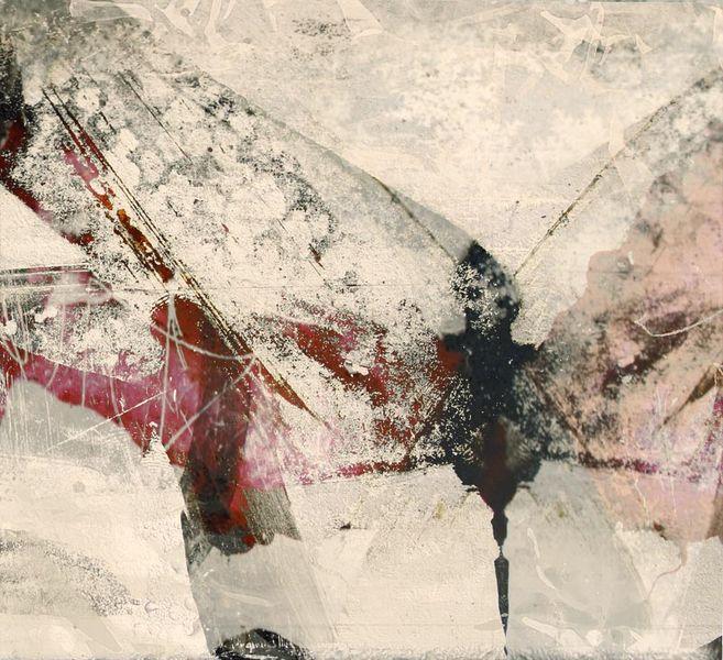 Abstrakt, Fliegen, Voodoo, Abstrakte malerei, Malerei