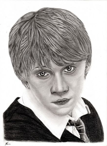 Kohlezeichnung, Portrait, Bleistiftzeichnung, Harry potter, Zeichnungen,