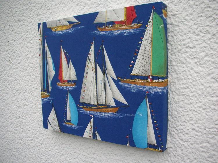 Dekoration, Segelboot, Holzbildhauerei, Kunsthandwerk,