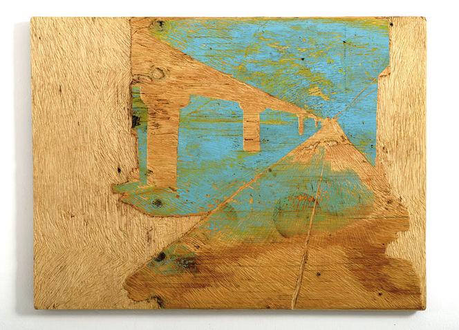 Zeichnung, Objekt, Gegenwartskunst, Urban art, Illustration, Holz