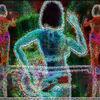 Tanz, Kontrat, Sandig, Rücken