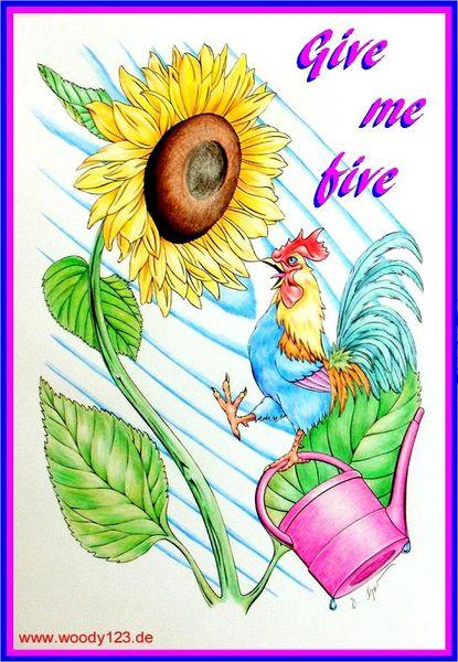 Samen, Wasser, Energie, Gießkanne, Heilung, Sonne