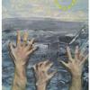 Flüchtlinge, Menschen, Malerei, Bienvenue