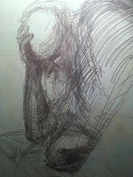 Zeichnung, Leid, Zeichnungen,