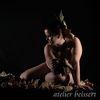 Erotik, Frau, Curvy, Herbst
