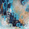 Acrylmalerei, Ausdruck, Abstrakt, Markmaking