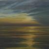Ebbe, Landschaft, Sonnenuntergang, Naturalistisch