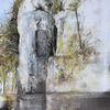 Doubs, Felsen, Wasser, Malerei