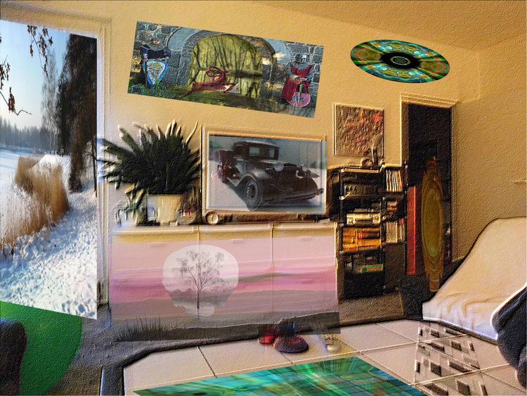 Ambiente, Outsider art, Digitale kunst, Digital