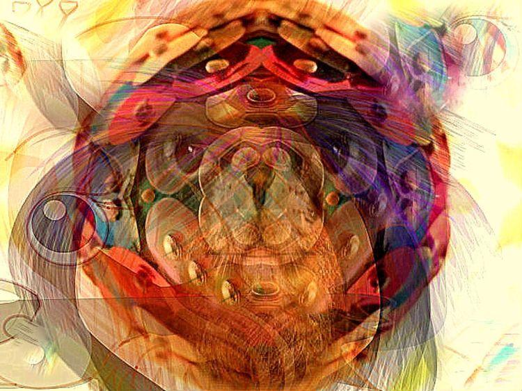 Chimäre, Digitale kunst, Digital,