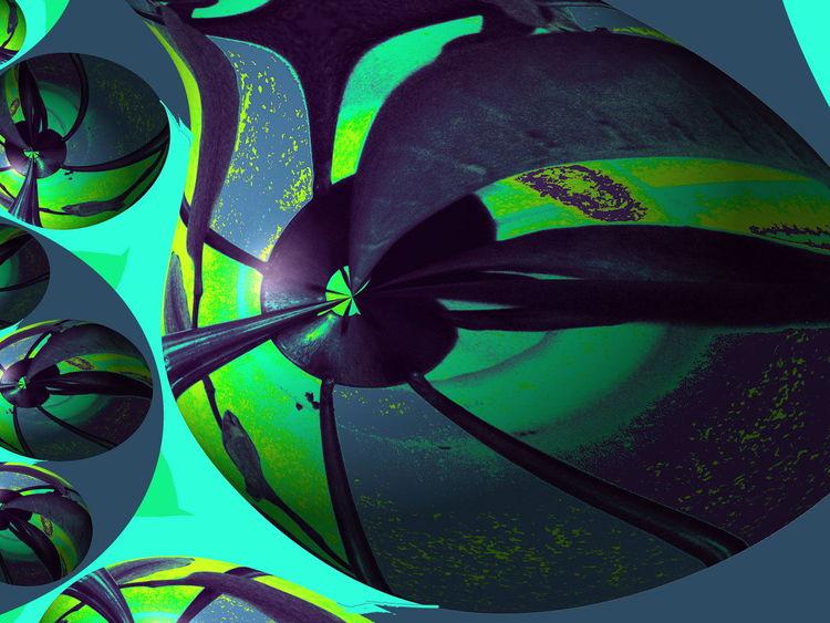 Universen, Universum, Outsider art, Digitale kunst, Digital