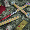Kreuz, Dolch, Messer, Waffe