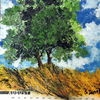 September - september,ernet,gras,getreide,bäume,spätsommer,baum