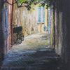 Südfrankreich, Licht, Rebe, Schatten