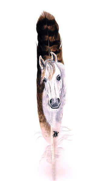 Olorosa, Pferde, Weiß, Malerei