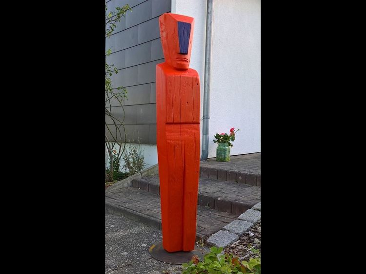Skulptur, Braunschweig, Holz, Abstrakte kunst, Holzskulptur, Plastiken
