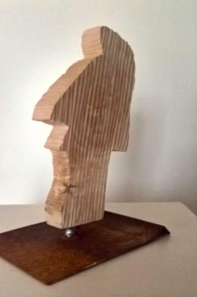 Holzskulpturen, Holzbildhauer, Holz, Moderne kunst, Skulptur, Braunschweig