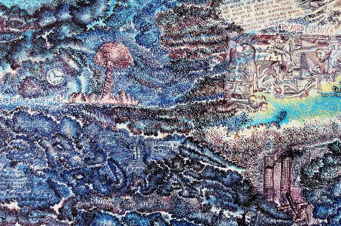 Guernica, Picassos, Malerei, Abstrakt