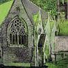 Kirche, Irland, Mauerwerk, Neogotik