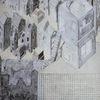Gebäude, Unten, Oben, Zeichnungen