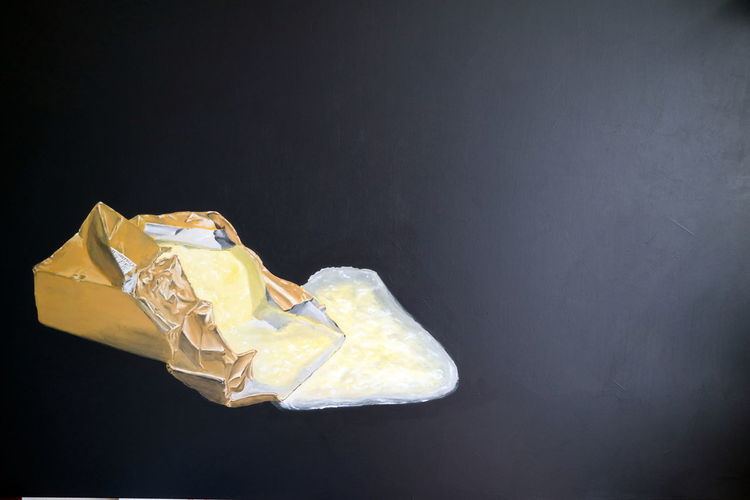 Butter, Acrylmalerei, Realismus, Malerei